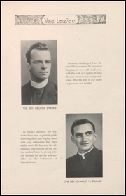 Page 13, 1946 Edition, Sacred Heart High School - Vine Leaves Yearbook (Vineland, NJ) online yearbook collection