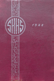 Page 1, 1948 Edition, Sacred Heart High School - Vine Leaves Yearbook (Vineland, NJ) online yearbook collection