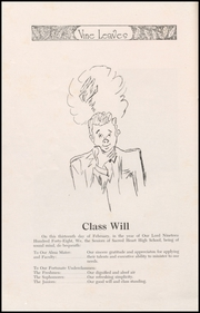 Page 12, 1948 Edition, Sacred Heart High School - Vine Leaves Yearbook (Vineland, NJ) online yearbook collection