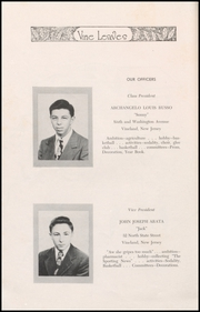 Page 16, 1948 Edition, Sacred Heart High School - Vine Leaves Yearbook (Vineland, NJ) online yearbook collection
