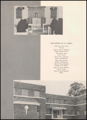 Page 10, 1953 Edition, Sacred Heart High School - Vine Leaves Yearbook (Vineland, NJ) online yearbook collection