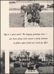 Page 11, 1953 Edition, Sacred Heart High School - Vine Leaves Yearbook (Vineland, NJ) online yearbook collection