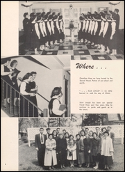 Page 12, 1953 Edition, Sacred Heart High School - Vine Leaves Yearbook (Vineland, NJ) online yearbook collection