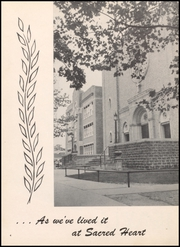 Page 8, 1953 Edition, Sacred Heart High School - Vine Leaves Yearbook (Vineland, NJ) online yearbook collection