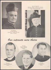 Page 9, 1953 Edition, Sacred Heart High School - Vine Leaves Yearbook (Vineland, NJ) online yearbook collection