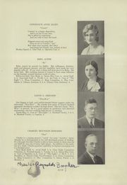 Page 7, 1931 Edition, Merchantville High School - Record Yearbook (Merchantville, NJ) online yearbook collection