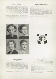 Page 14, 1936 Edition, Merchantville High School - Record Yearbook (Merchantville, NJ) online yearbook collection