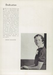 Page 9, 1936 Edition, Merchantville High School - Record Yearbook (Merchantville, NJ) online yearbook collection