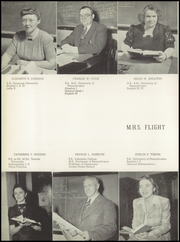 Page 12, 1943 Edition, Merchantville High School - Record Yearbook (Merchantville, NJ) online yearbook collection