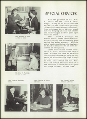 Page 10, 1953 Edition, Merchantville High School - Record Yearbook (Merchantville, NJ) online yearbook collection