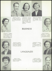 Page 13, 1953 Edition, Merchantville High School - Record Yearbook (Merchantville, NJ) online yearbook collection