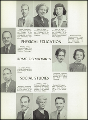 Page 14, 1953 Edition, Merchantville High School - Record Yearbook (Merchantville, NJ) online yearbook collection
