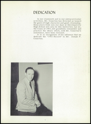 Page 7, 1953 Edition, Merchantville High School - Record Yearbook (Merchantville, NJ) online yearbook collection