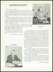 Page 9, 1953 Edition, Merchantville High School - Record Yearbook (Merchantville, NJ) online yearbook collection