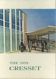 Page 1, 1959 Edition, Hamilton East Steinert High School - Cresset Yearbook (Hamilton, NJ) online yearbook collection