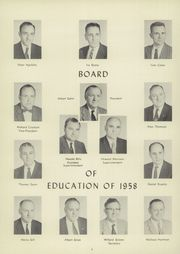 Page 10, 1959 Edition, Hamilton East Steinert High School - Cresset Yearbook (Hamilton, NJ) online yearbook collection