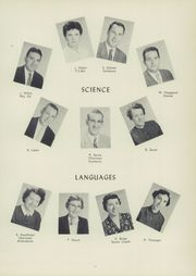 Page 15, 1959 Edition, Hamilton East Steinert High School - Cresset Yearbook (Hamilton, NJ) online yearbook collection
