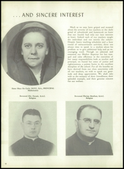 Page 14, 1954 Edition, St Josephs High School - Lily Yearbook (Hammonton, NJ) online yearbook collection
