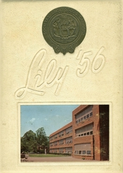 St Josephs High School - Lily Yearbook (Hammonton, NJ) online yearbook collection, 1956 Edition, Page 1
