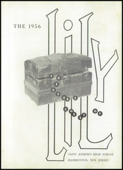 Page 5, 1956 Edition, St Josephs High School - Lily Yearbook (Hammonton, NJ) online yearbook collection