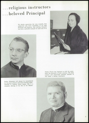 Page 9, 1956 Edition, St Josephs High School - Lily Yearbook (Hammonton, NJ) online yearbook collection