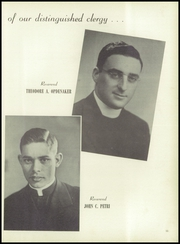 Page 11, 1950 Edition, St Marys High School - Blue Book Yearbook (Perth Amboy, NJ) online yearbook collection