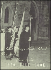 Page 5, 1950 Edition, St Marys High School - Blue Book Yearbook (Perth Amboy, NJ) online yearbook collection