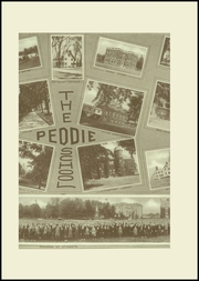 Page 8, 1925 Edition, Peddie School - Old Gold and Blue Yearbook (Hightstown, NJ) online yearbook collection