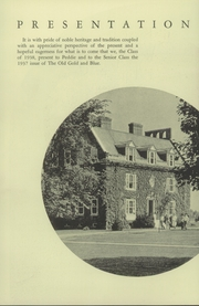Page 10, 1937 Edition, Peddie School - Old Gold and Blue Yearbook (Hightstown, NJ) online yearbook collection
