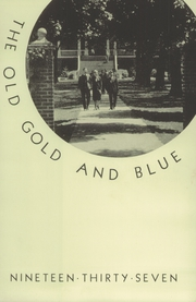 Page 7, 1937 Edition, Peddie School - Old Gold and Blue Yearbook (Hightstown, NJ) online yearbook collection