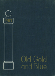 Page 1, 1957 Edition, Peddie School - Old Gold and Blue Yearbook (Hightstown, NJ) online yearbook collection