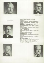 Page 10, 1957 Edition, Peddie School - Old Gold and Blue Yearbook (Hightstown, NJ) online yearbook collection