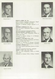 Page 11, 1957 Edition, Peddie School - Old Gold and Blue Yearbook (Hightstown, NJ) online yearbook collection