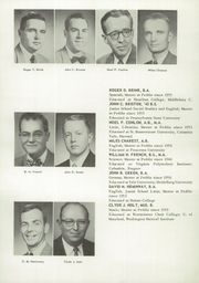 Page 12, 1957 Edition, Peddie School - Old Gold and Blue Yearbook (Hightstown, NJ) online yearbook collection