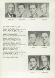 Page 13, 1957 Edition, Peddie School - Old Gold and Blue Yearbook (Hightstown, NJ) online yearbook collection