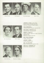 Page 16, 1957 Edition, Peddie School - Old Gold and Blue Yearbook (Hightstown, NJ) online yearbook collection