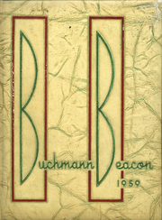 1959 Edition, Archbishop Walsh High School - Buchmann Beacon Yearbook (Irvington, NJ)