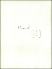 Page 5, 1940 Edition, East Rutherford High School - Tea Leaf Yearbook (East Rutherford, NJ) online yearbook collection