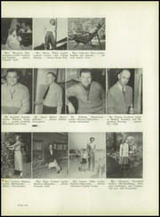 Page 10, 1951 Edition, East Rutherford High School - Tea Leaf Yearbook (East Rutherford, NJ) online yearbook collection