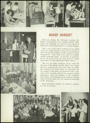 Page 12, 1951 Edition, East Rutherford High School - Tea Leaf Yearbook (East Rutherford, NJ) online yearbook collection