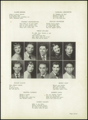 Page 15, 1951 Edition, East Rutherford High School - Tea Leaf Yearbook (East Rutherford, NJ) online yearbook collection