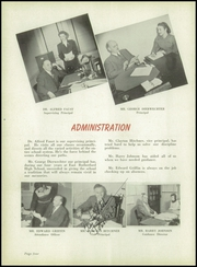 Page 8, 1951 Edition, East Rutherford High School - Tea Leaf Yearbook (East Rutherford, NJ) online yearbook collection