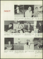 Page 9, 1951 Edition, East Rutherford High School - Tea Leaf Yearbook (East Rutherford, NJ) online yearbook collection