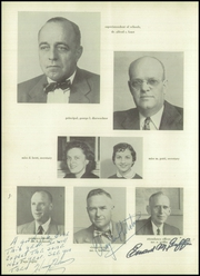 Page 12, 1954 Edition, East Rutherford High School - Tea Leaf Yearbook (East Rutherford, NJ) online yearbook collection