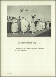 Page 8, 1954 Edition, East Rutherford High School - Tea Leaf Yearbook (East Rutherford, NJ) online yearbook collection
