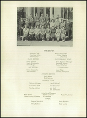 Page 10, 1938 Edition, Bound Brook High School - Echo Yearbook (Bound Brook, NJ) online yearbook collection