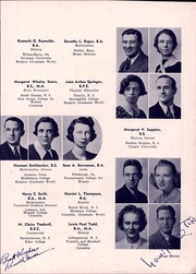 Page 15, 1940 Edition, Bound Brook High School - Echo Yearbook (Bound Brook, NJ) online yearbook collection
