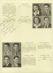 Page 16, 1944 Edition, Bound Brook High School - Echo Yearbook (Bound Brook, NJ) online yearbook collection