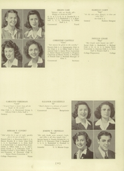 Page 17, 1944 Edition, Bound Brook High School - Echo Yearbook (Bound Brook, NJ) online yearbook collection