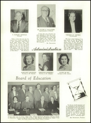 Page 12, 1955 Edition, Bound Brook High School - Echo Yearbook (Bound Brook, NJ) online yearbook collection
